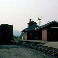Amtrak Station at Montpelier Junction, VT, Ривертон