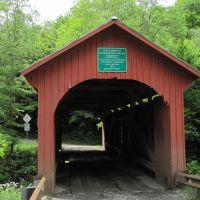 Slaughterhouse Covered Bridge, Ривертон