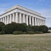 Washington D.C. Lincoln Memorial, Рос-Хилл