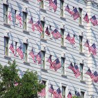 USA - Washington D.C. - somewhat overflagged :), Рос-Хилл