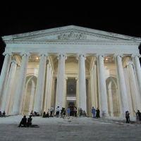 Thomas Jefferson Memorial Facade, Рос-Хилл