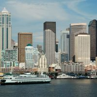 Seattle, Сиэттл