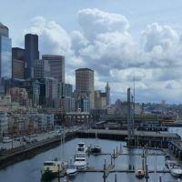 Seattle Waterfront, Сиэттл
