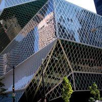 Biblioteca Seattle, Сиэттл