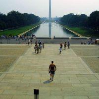 Washington Monument and Reflecting Pool, Скайвэй
