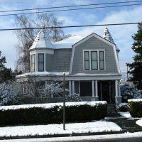 Blackman House, Winter, Сноухомиш