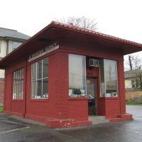 A wee insurance office, Сноухомиш