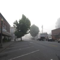 Foggy morning Snohomish, Сноухомиш