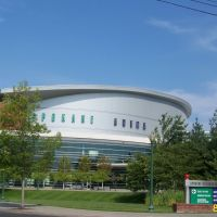 Spokane Veterans Memorial Arena, Спокан
