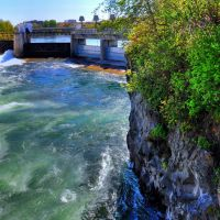 Lower Spokane Falls, Спокан