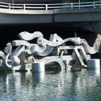 Centennial Sculpture, Riverfront Park, Спокан