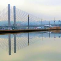The Esplande along the Thea Foss Waterway Tacoma WA, Такома