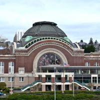 United States Courthouse in Union Station, Tacoma, Washington, Такома