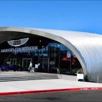 Entrance to LeMay Americas Car Musuem - 201209LJW, Такома