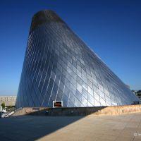 Museum of Glass Hot Shop, Такома