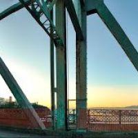 Murray Morgan Bridge in Winter - 360 - nwicon.com, Такома