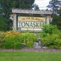 Welcome to Tonasket, Тонаскет