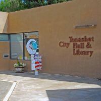 City Hall and Library, Tonasket, WA, Тонаскет