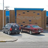US Post Office, Tonasket, WA, Тонаскет