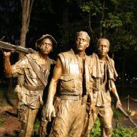 Vietnam Memorial, Washington, D.C., Файрмонт