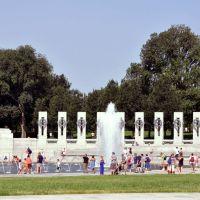 World War II Memorial Washington DC.USA, Файрмонт