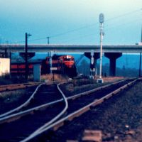 Everett WA - 1967 - Great Northern Railway, Эверетт