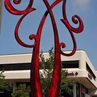 Red Swirls, Эверетт