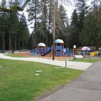 Forest Park in Everett, WA, Эверетт