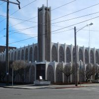 Immaculate Conception Church, 2501 Hoyt Ave. Everett, WA, Эверетт
