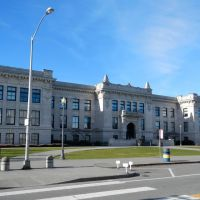 Everett High School (1910) - 2416 Colby Avenue, Everett WA, Эверетт