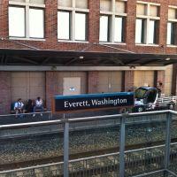 Everett, WA, Эверетт