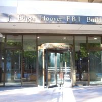 Washington D.C.  –  F.B.I.  –  J. Edgar Hoover building, Юанита