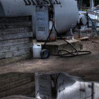 Diesel reflections (HDR), Берлингтон