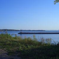 Burlington - Waterfront Park - Vermont, USA (1542), Берлингтон