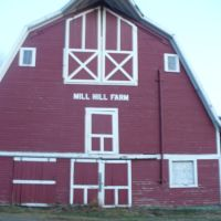 Mill Hill Farm barn, Монпелье