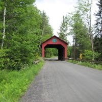 Stony Brook Road Covered Bridge, Монпелье
