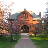 Tenney Library, Ньюбури