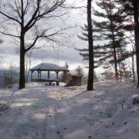 Mount Pulaski Shelter, Ньюбури