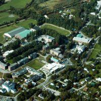 Norwich Univ, Олбани-Центр