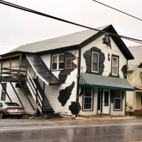 Cow House (Pittsford, Vermont, USA), Питтсфорд