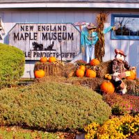 New England Maple Syrup Museum...27OCT12, Питтсфорд