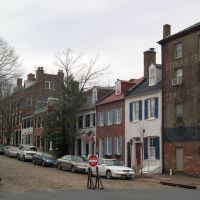 Alexandria, Va., South Union and Prince Streets, Александрия