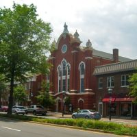 Washington Street UMC - Alexandria, VA., Александрия