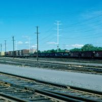 Southern Railway Freight Yard at Alexandria, VA, Александрия