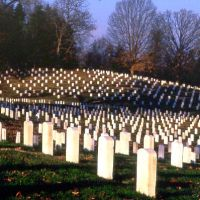 Arlington National Cemetery., Арлингтон