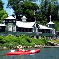 Washington Canoe Club, Potomac River, Georgetown, DC, established 1904, Арлингтон