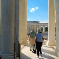 Memorial Amphitheater - Arlington Cemetery, Арлингтон