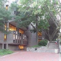Library-Georgetown University, Арлингтон