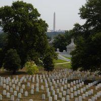 Cimitero di Arlington, Арлингтон