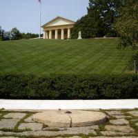Tomba del Presidente John F. Kennedy, Арлингтон